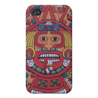 Mayan kalenderiphone case iPhone 4 skal