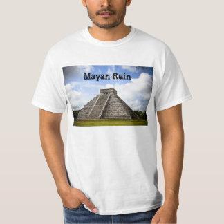 Mayan kuggning tee