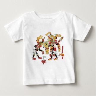 Mayan kulturdesign t-shirt