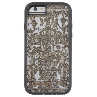 Mayan linjal Pakal Kim Tough Xtreme iPhone 6 Skal