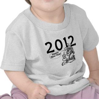 Mayan nya år 2012 t shirts