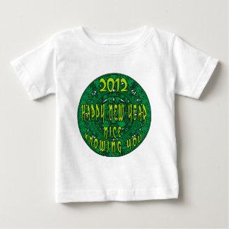 Mayan nytt år t-shirts