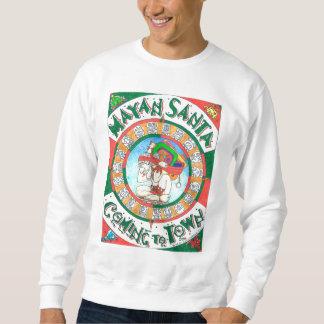 Mayan Santa tröja