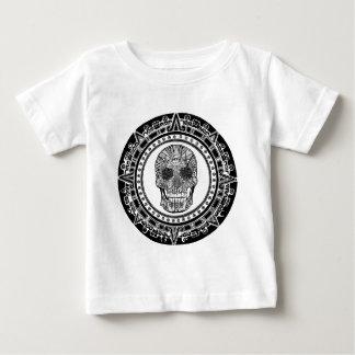 Mayan skalle t-shirt