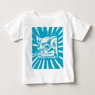mayan skåra (blått) tröjor