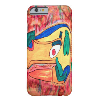 MAYAN TOUCAN BARELY THERE iPhone 6 FODRAL