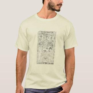 MayaPakal Palenque t-Skjorta T-shirt