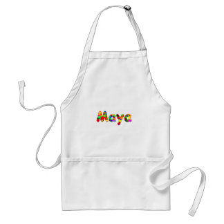 Mayas förkläde