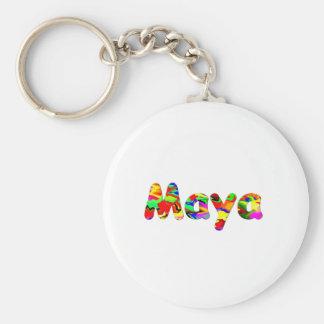 Mayas nyckelring