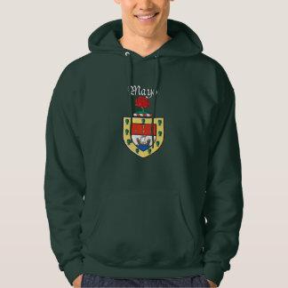 Mayo Hooded svettskjorta Sweatshirt Med Luva