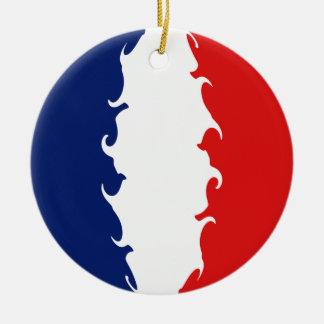 Mayotte Gnarly flagga Julgransdekoration