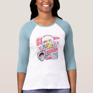 Mayumi Gumi besvärar gummi T-shirts