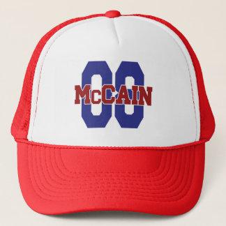 McCain '08 hatt Keps