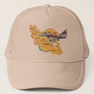 McCain A-4 över den Iran hatten Keps