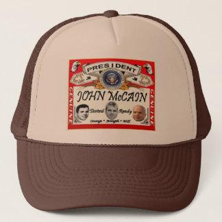 McCain hatt Truckerkeps