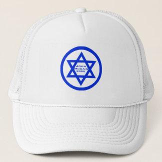 McCain judisk stjärnahatt Keps