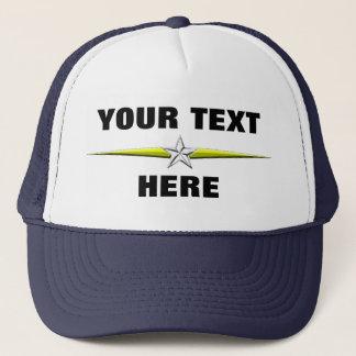 McCain Palin hattmall Truckerkeps