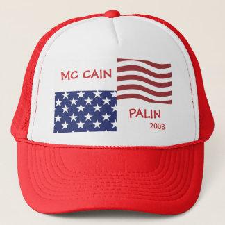 McCain - Palin valhatt Keps