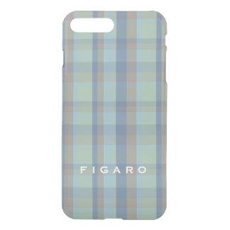 McFig Figaro kryddar tartanen begränsade upplagan iPhone 7 Plus Skal
