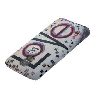 Med kärlek från Austin det mobila fodral Galaxy S5 Fodral