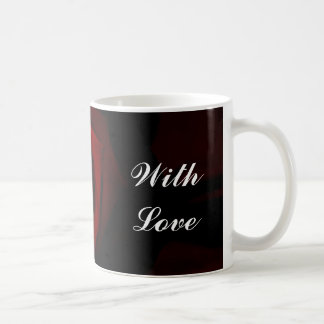 Med kärlekmuggen kaffemugg