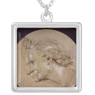Medaljong som visar Joseph och Etienne