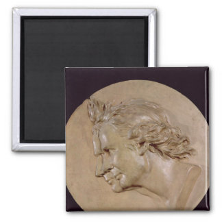 Medaljong som visar Joseph och Etienne Magnet