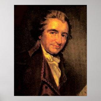 Medborgare Paine - affisch