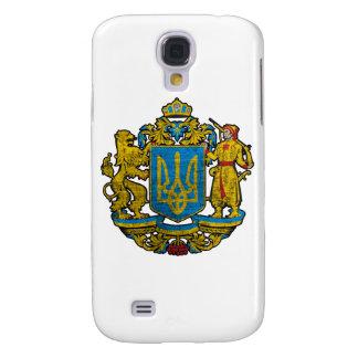 MedborgareEmblem Ukraina Galaxy S4 Fodral