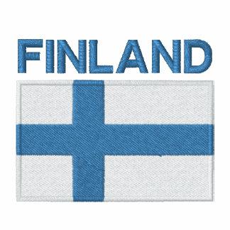 Medborgareflagga av Finland Hoodie