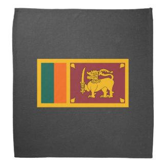 Medborgareflagga av Sri Lanka Scarf
