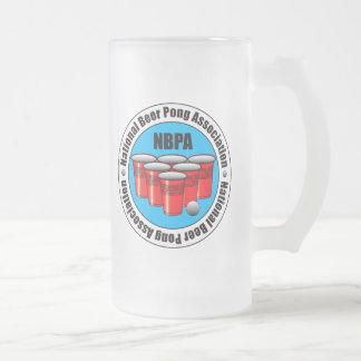 MedborgareölPong anslutning Frostat Ölglas