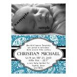 Meddelande för födelse för pojke för landPaisley n Personliga Tillkännagivanden