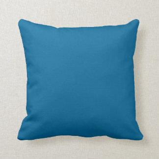 medelhavsblått kudder kudde