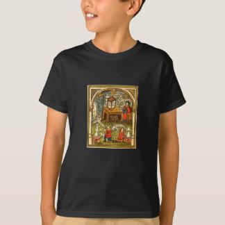 Medeltida alkemiseminarium t-shirt