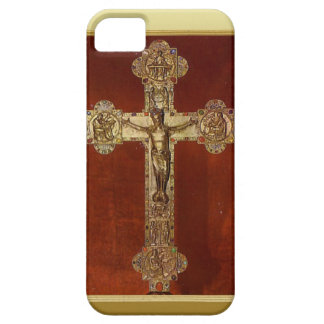 Medeltida crucifix barely there iPhone 5 fodral