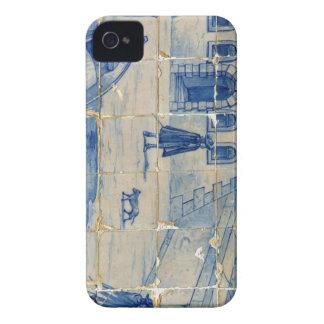 Medeltida port Case-Mate iPhone 4 skydd