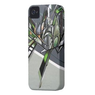 Mediah upptäcktiphone case iPhone 4 Case-Mate cases