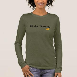 MediaNaranja Bella+Kanfas LS Tee Shirts