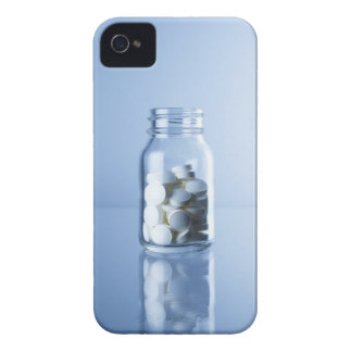 medicin i flaskan Case-Mate iPhone 4 fodral