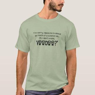 Medicin och Voodoo? T-shirt
