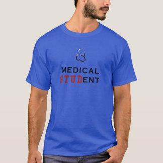 Medicinare - djup kunglig skjorta för blått T Tröja