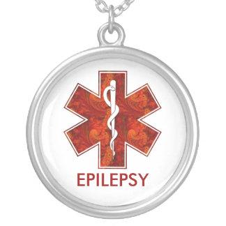 Medicinskt halsband   för epilepsi: Anpassade