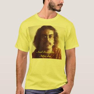 Meditation Neal SorabellaNitai das Tshirts