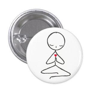 Meditatoren knäppas litet knapp