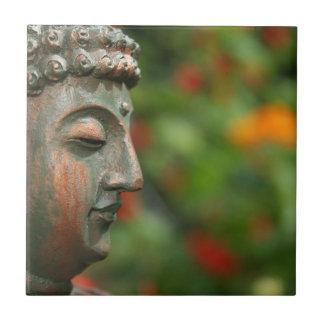 Meditera Buddha belägga med tegel Kakelplatta