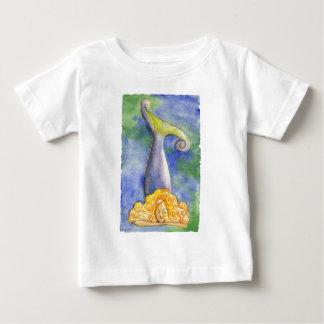 Meditera den mogna sjöjungfrun tröja