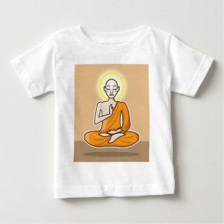 Meditera flyta munken tshirts
