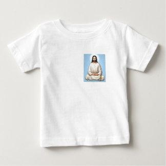 Meditera Jesus med Om Tee Shirts