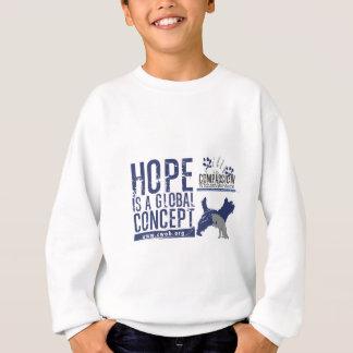 Medkänsla är ett globalt begrepp t-shirt